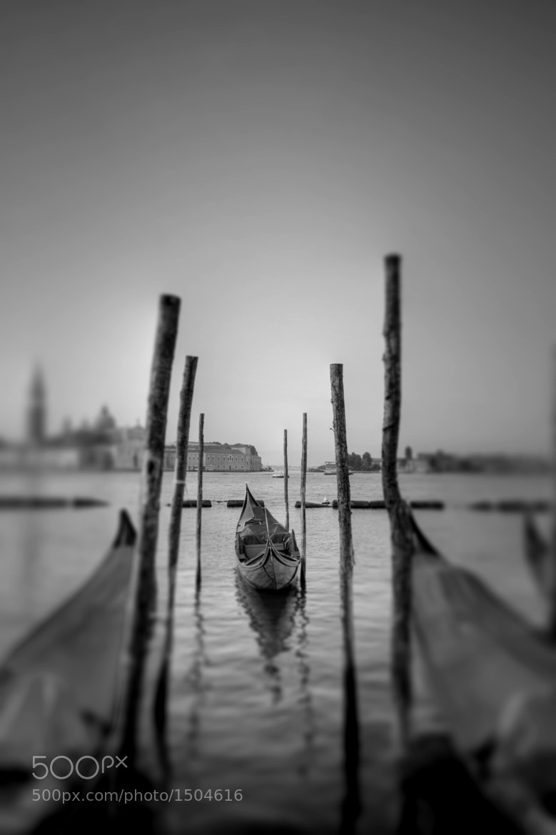 Photograph The Lonely Gondola by Edith Levy on 500px