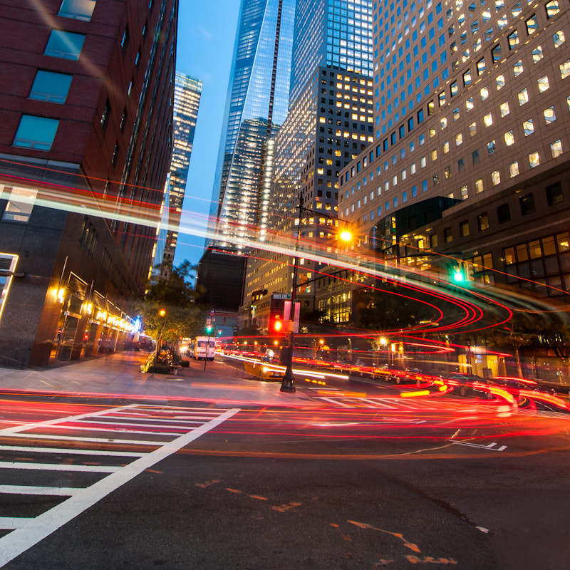 Photograph New York, the turn by Ali Erturk on 500px