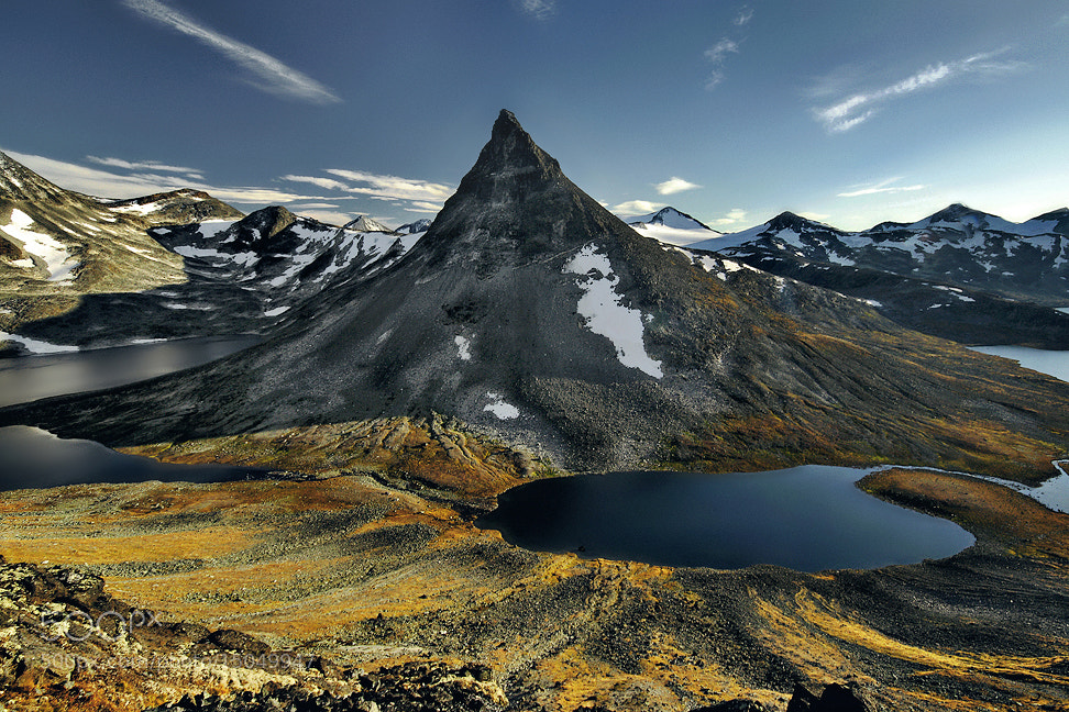 Photograph Norway - Perfect Shape by Kilian Schönberger on 500px