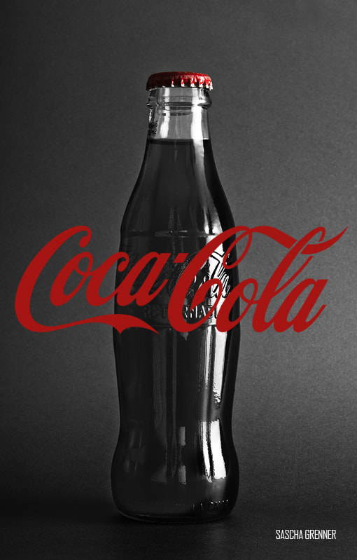 Photograph Coca Cola (Experimental work) by Sascha Grenner on 500px
