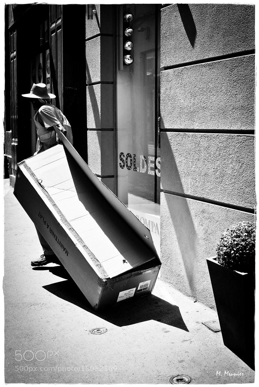Photograph Urban body transport by Mathieu Meunier Photographie & Models on 500px