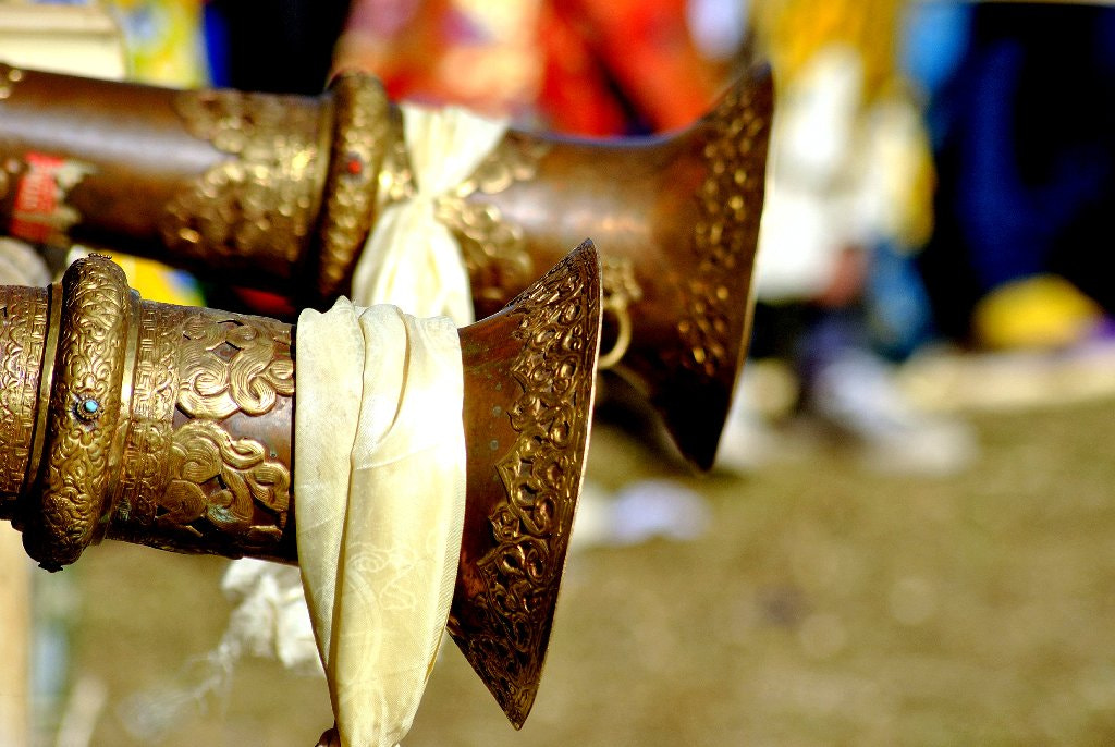 Photograph Tibetan Pipes by Arun J Bharali on 500px