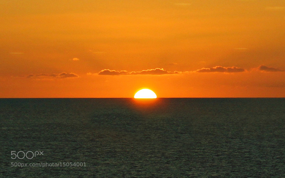 Photograph A Caribbean sunset! by Kate Thomas on 500px