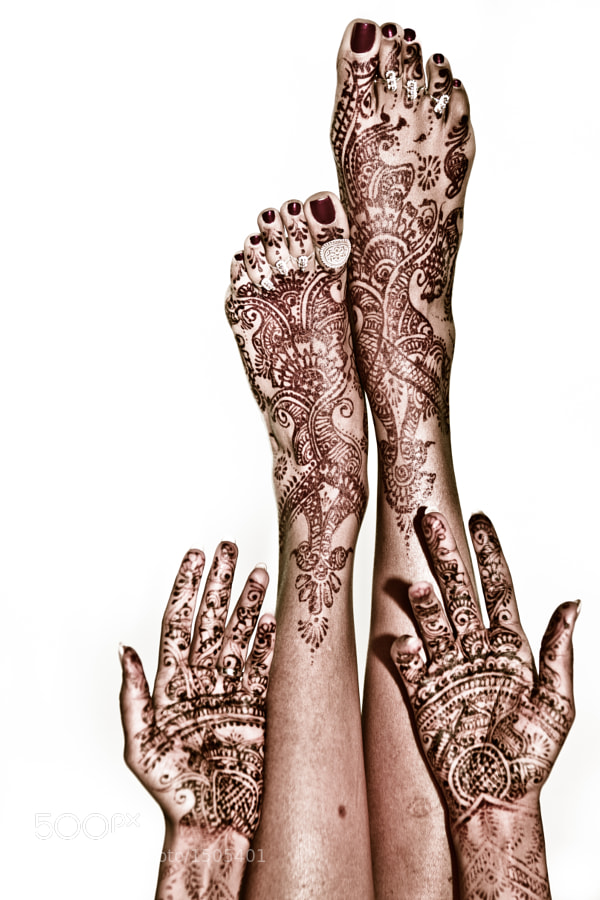 Photograph Wedding Mehndi Henna by Eyebeam Photography on 500px