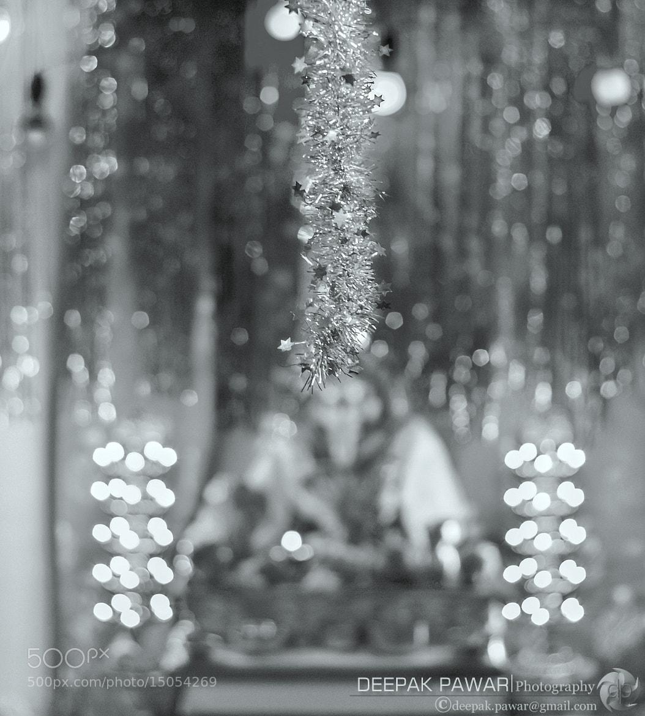 Photograph Ganesh festival 2012 by Deepak Pawar on 500px