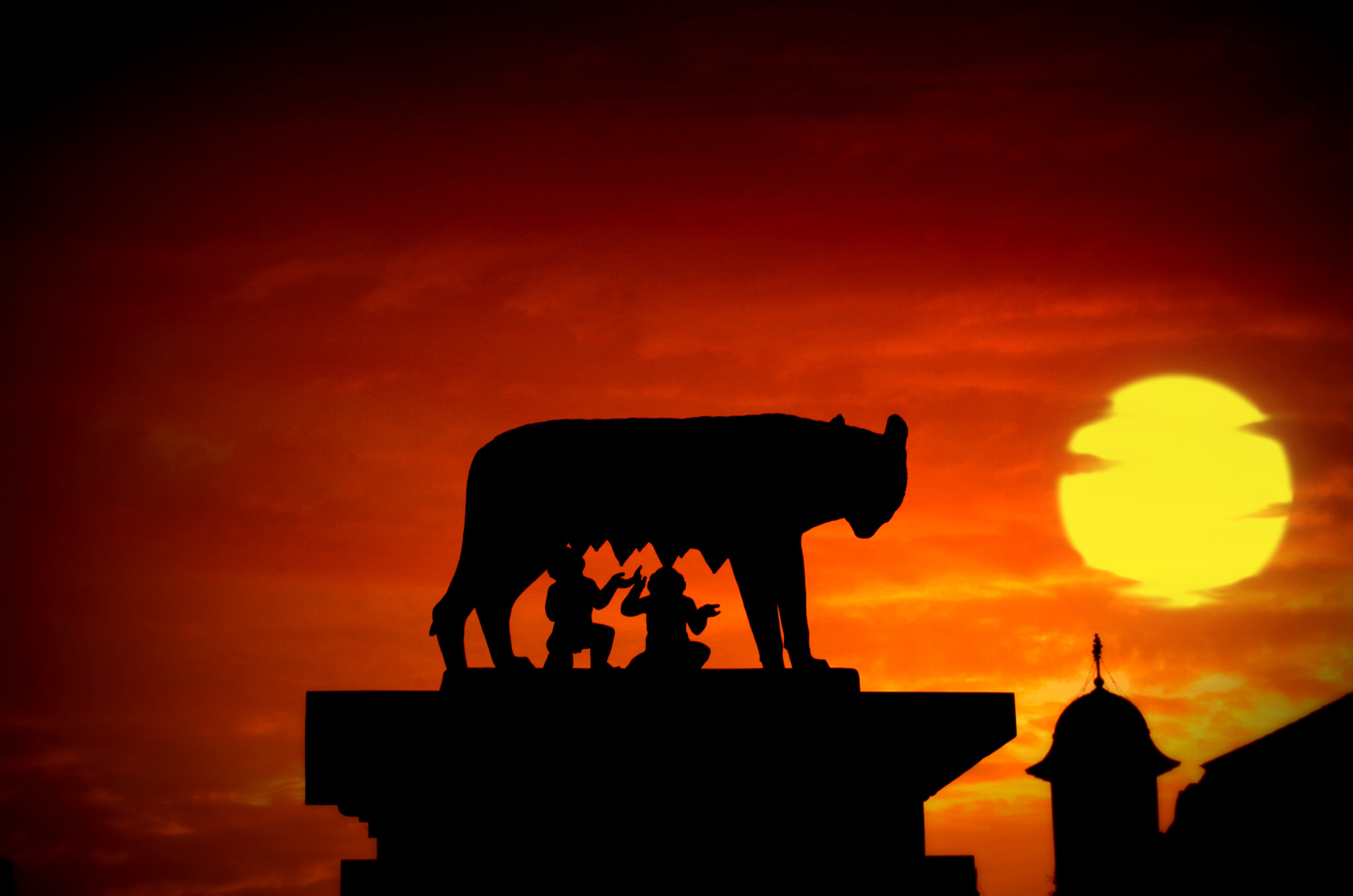 Photograph Romulus and Remus by Schipor Catalin on 500px
