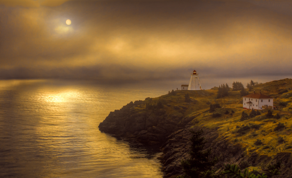 Photograph Swallowtail Lighthouse by Charles Johnson on 500px