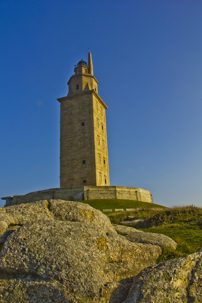 Photograph Hercules Tower by Oscar Ferreres on 500px