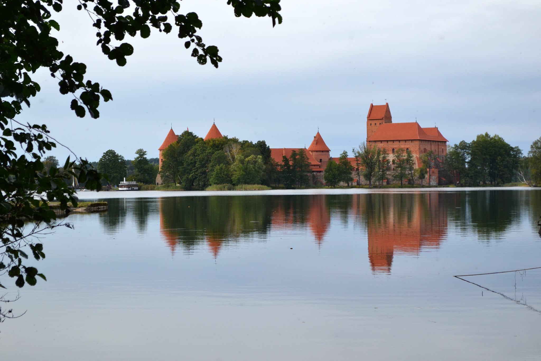 Photograph Trakai castle by Andrey Serenko on 500px