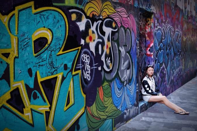 Graffiti Girl.