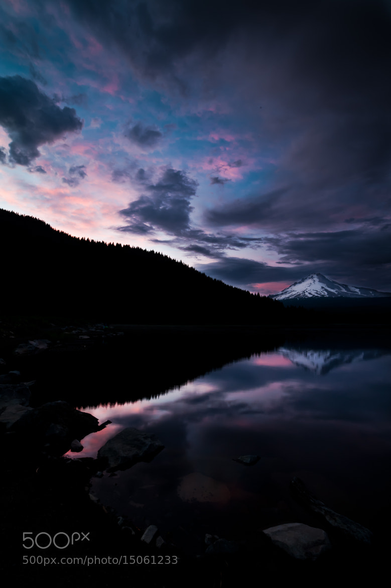 Photograph A Moment with the Mountain by Kirk DuBose on 500px