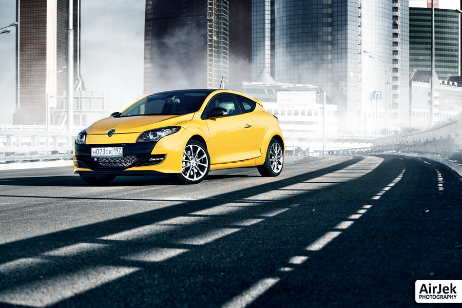 Photograph Megane RS by Evgeny Murugin on 500px