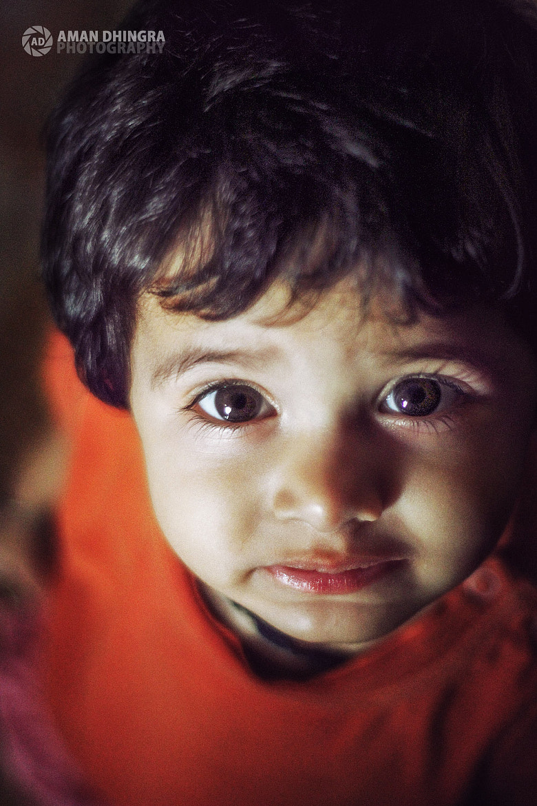 Photograph Aadhya 2 by Aman Dhingra on 500px