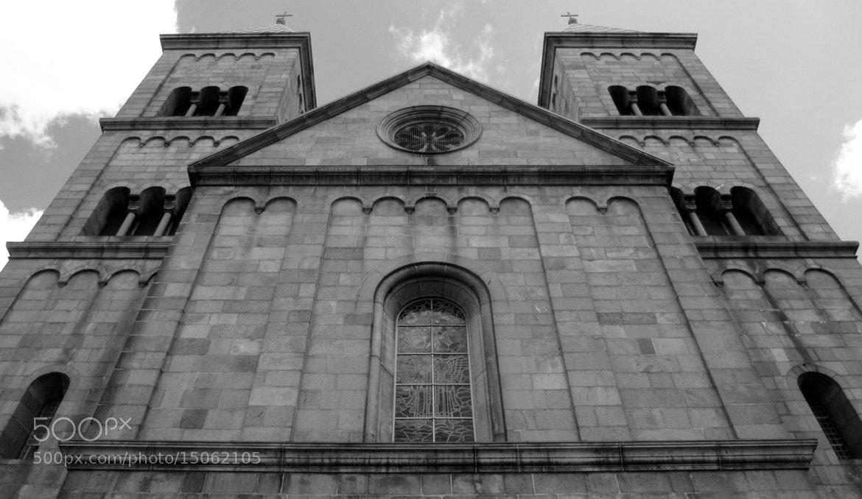 Photograph Church in Denmark by Ann Weis on 500px
