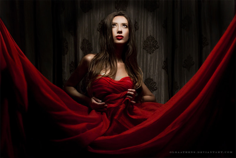 Photograph Red II by Olga Martzoukou on 500px