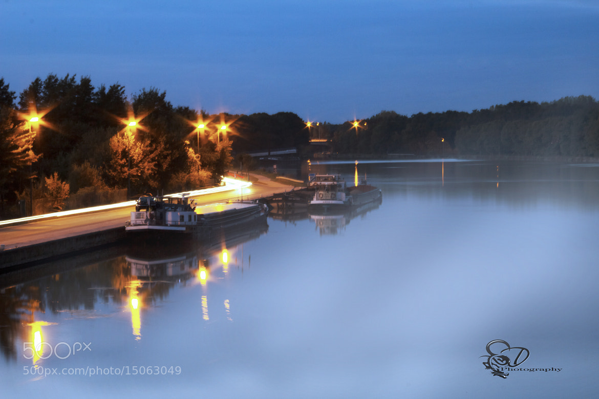 Photograph misty morning by Danny schurgers on 500px