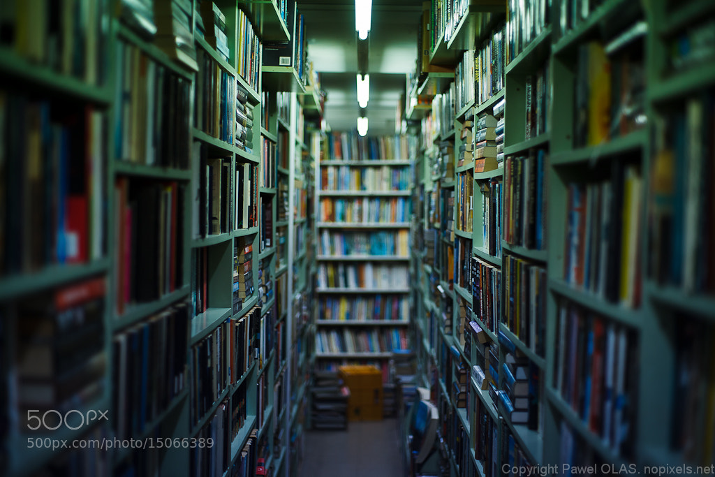 Photograph claustrophobic by Pawel Olas on 500px