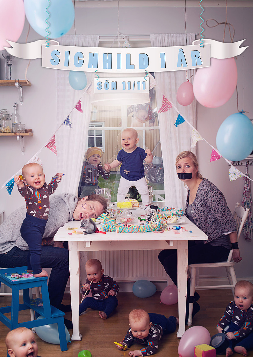 Photograph Birthday party by Emil Nyström on 500px