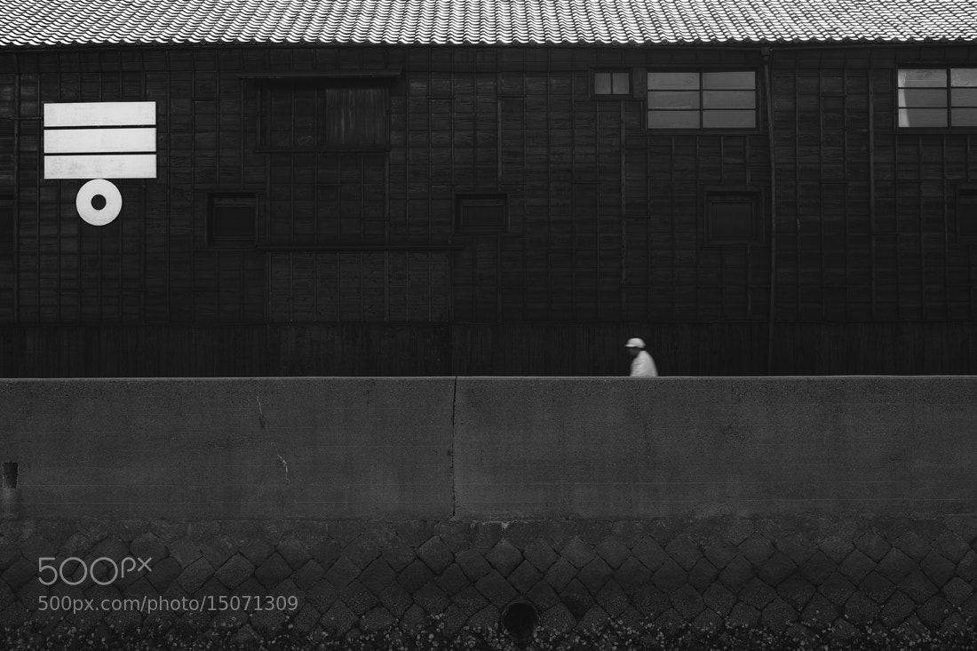 Photograph an old factory along the canal  by Nobuo Furuhashi on 500px