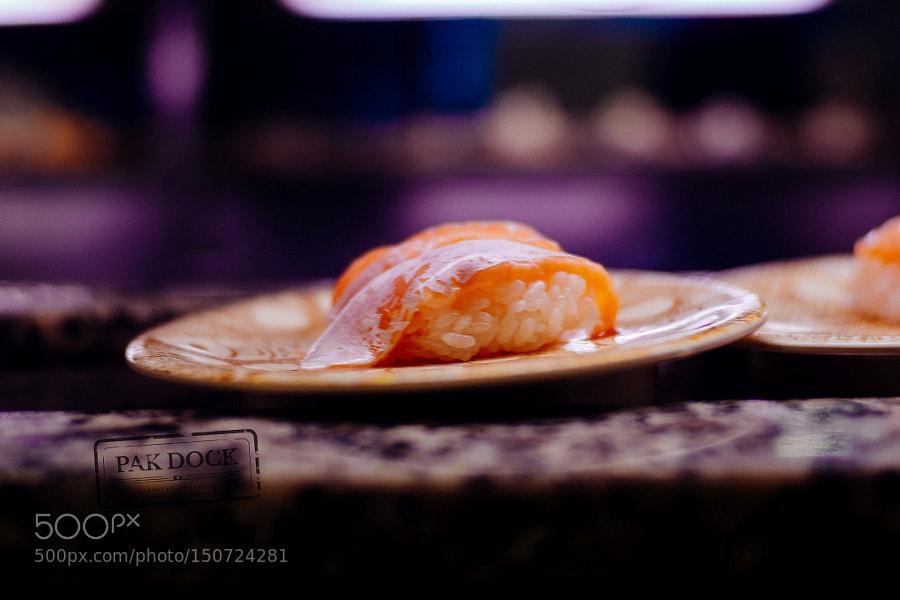 Sushi Time !!