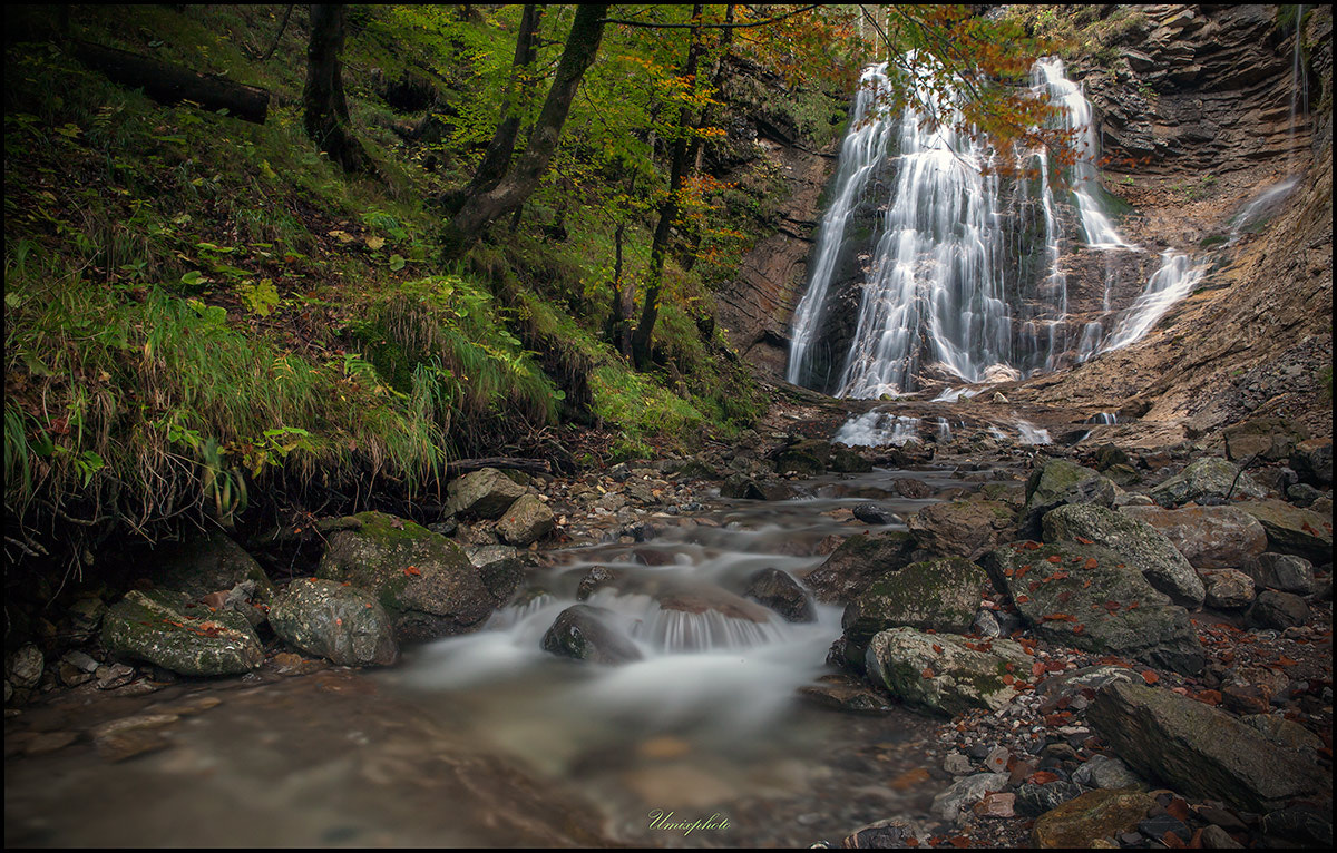 Photograph Stegovnik Falls by Jaro Miščevič on 500px