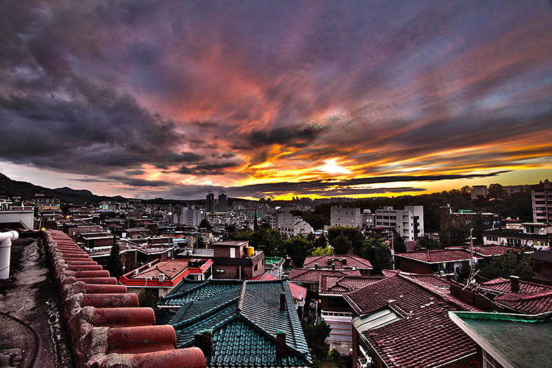 Photograph my home town by ahn jhoonphil on 500px