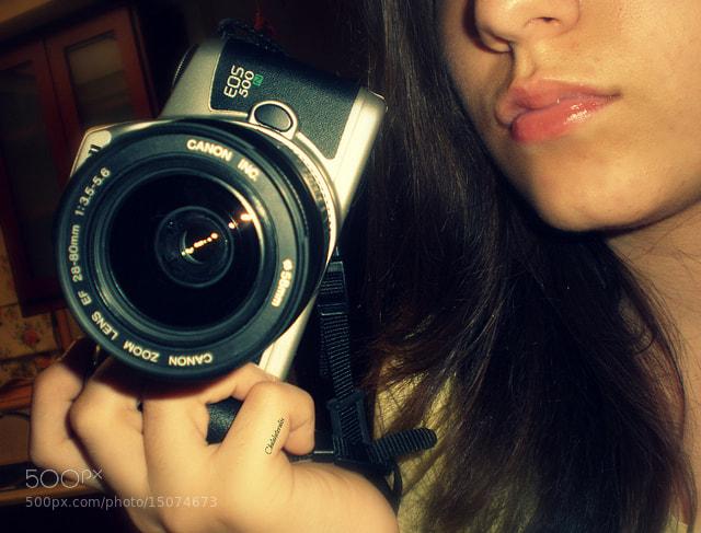 Photograph Me! by Jasmin Spiridaki on 500px