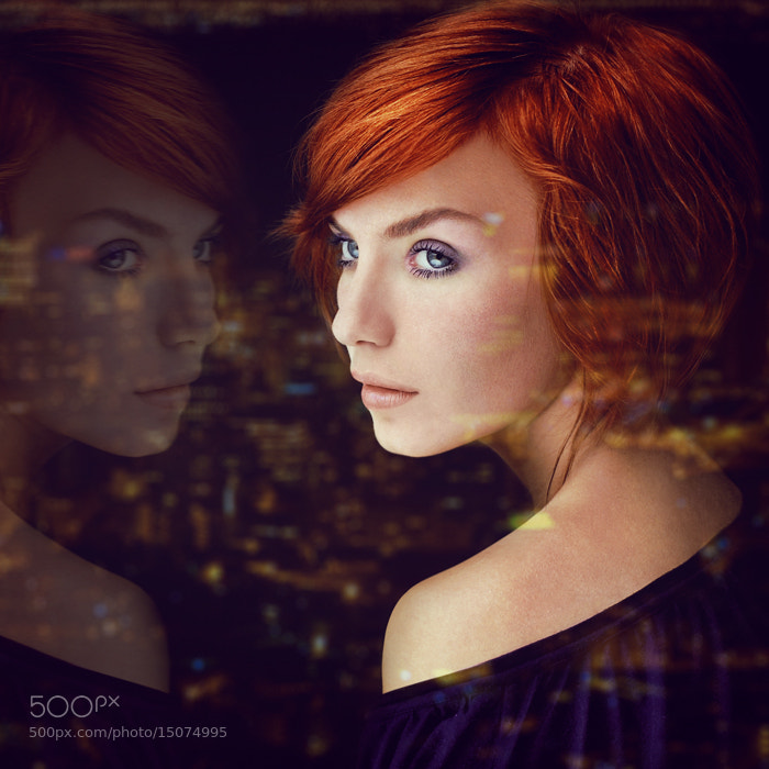 Photograph red by Joanna Kustra on 500px