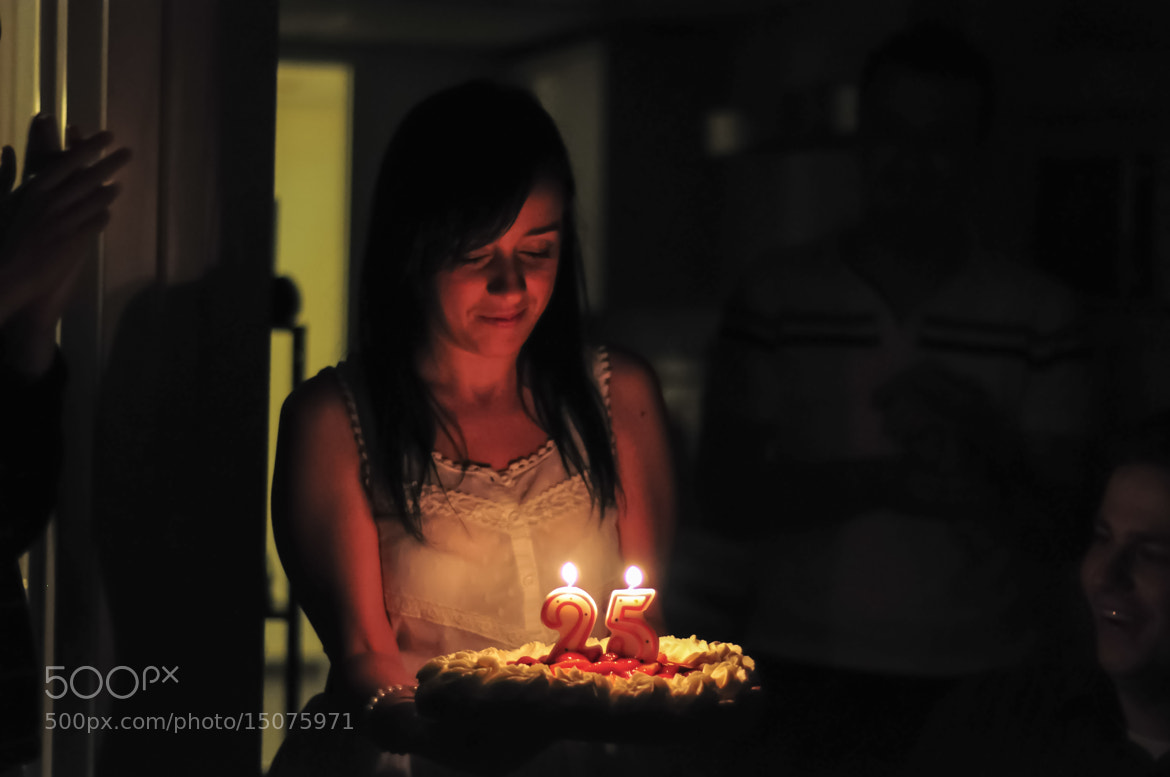 Photograph Happy birthday by Vincenzo Consales on 500px