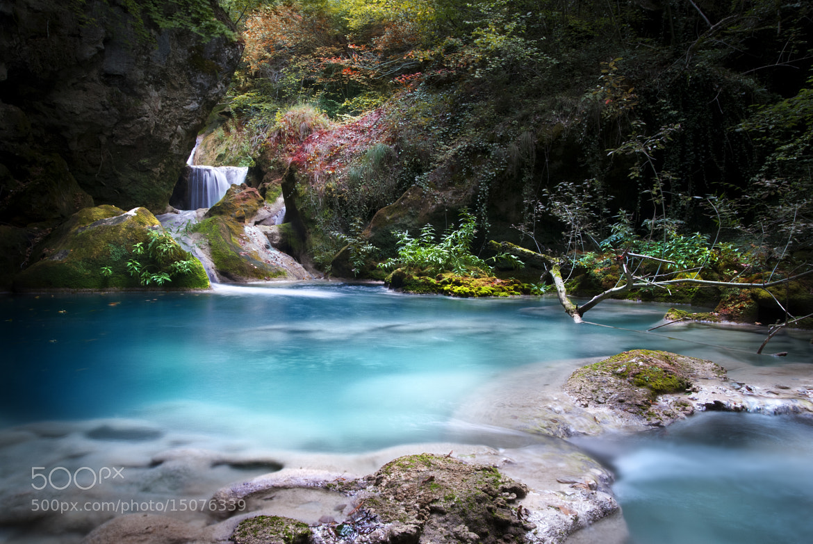 Photograph Urederra River XII by David  Pintado on 500px