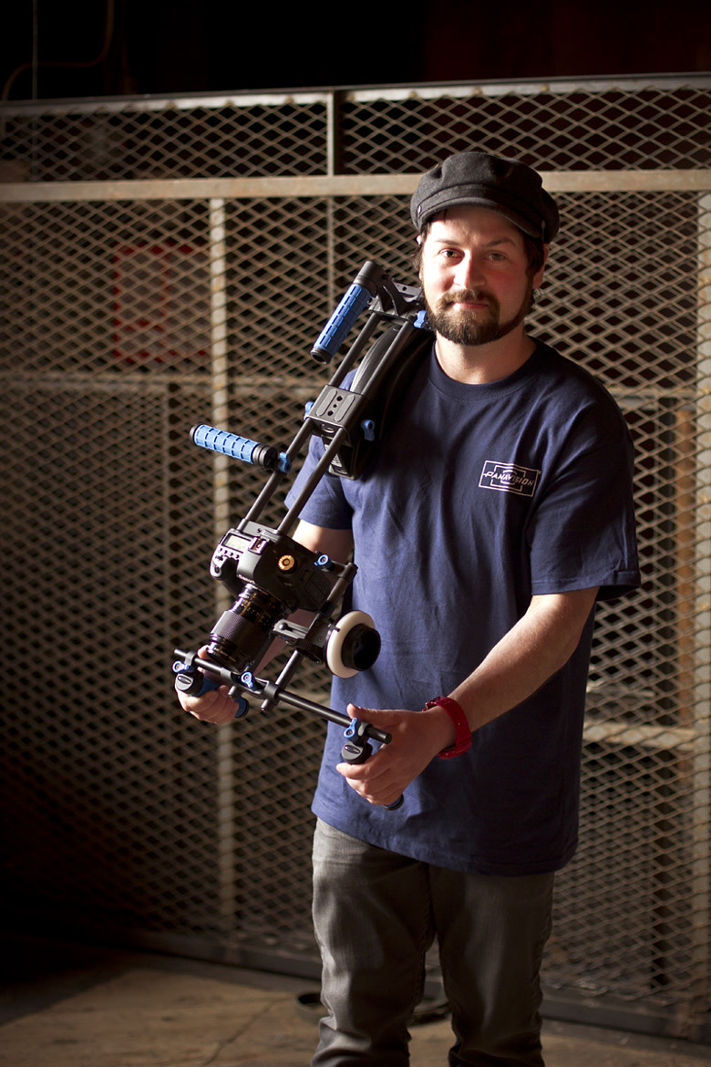 Photograph James with Redrock Rig  by Will Snyder on 500px