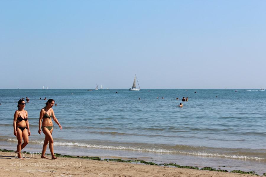 Beach by Anna Artemyeva (artmisa) on 500px.com