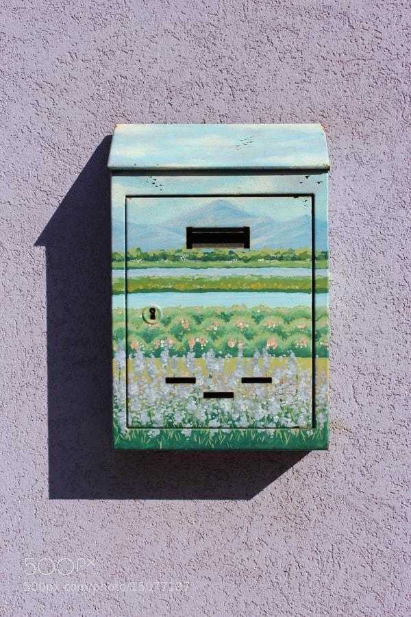 Postbox by Anna Artemyeva (artmisa) on 500px.com