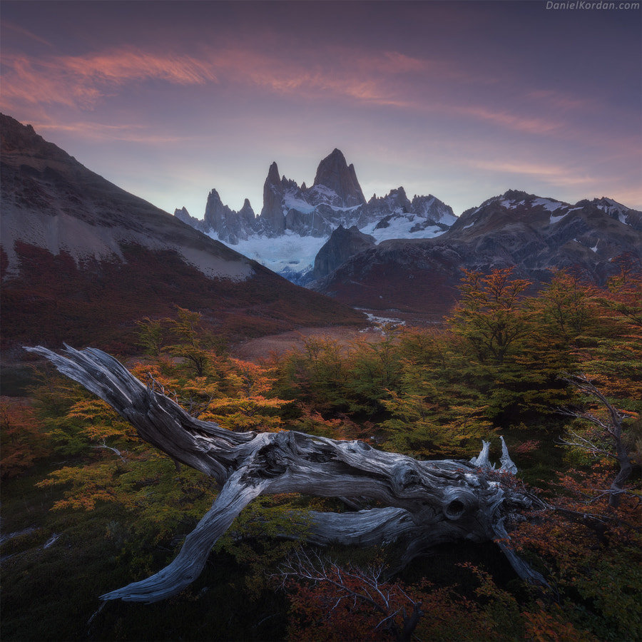Landscape Fine Art Photography, Ancient dragons by nature and landscape photographer Daniel Kordan