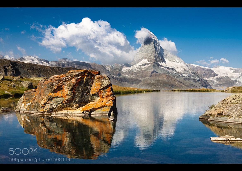 Photograph Matterhorn by Roger Uceda Molera on 500px
