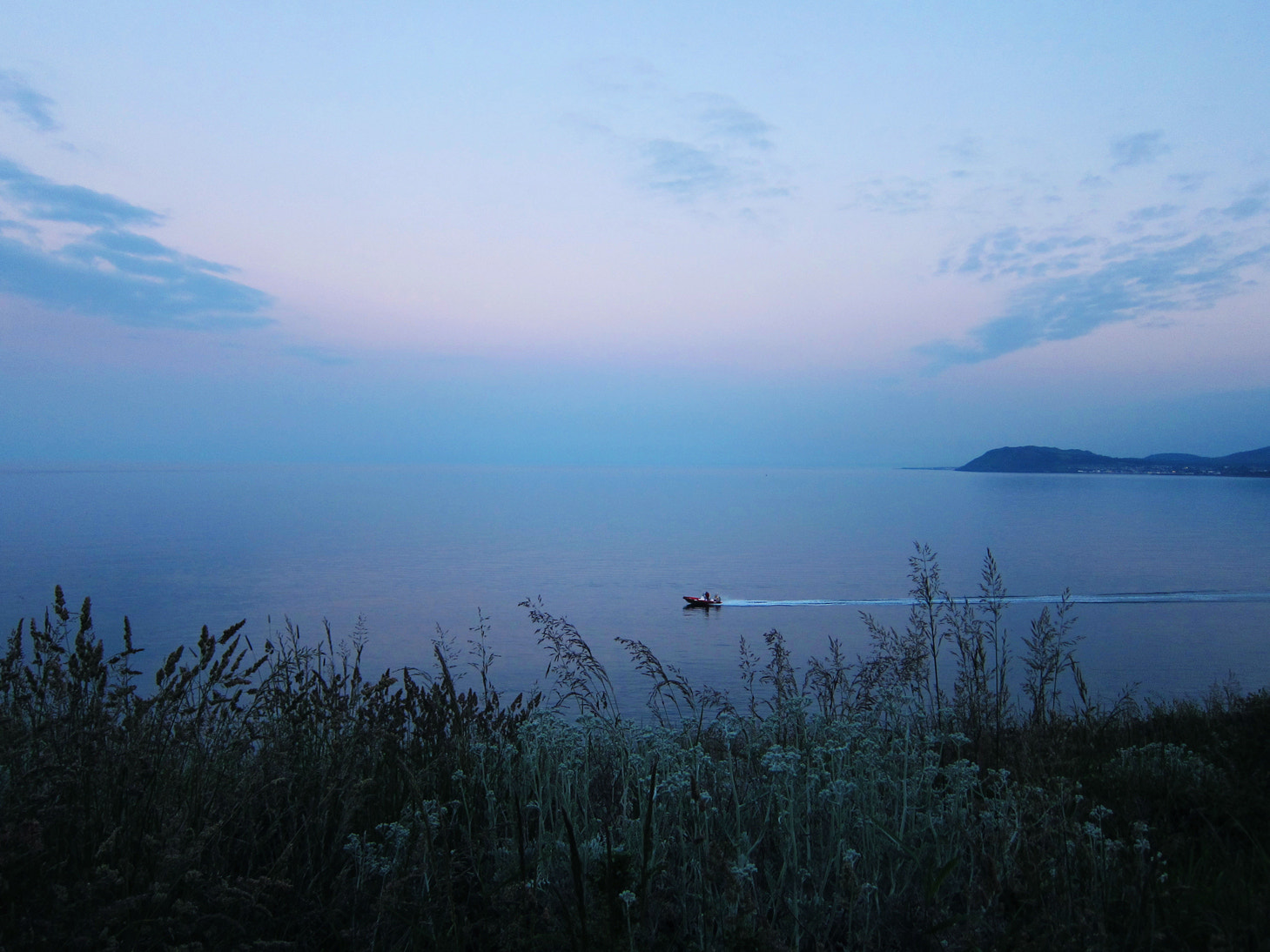 Photograph Dusk at Killiney Bay by Eve  North on 500px
