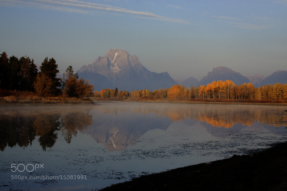 Photograph Oxbow Bend by Bill Bell on 500px