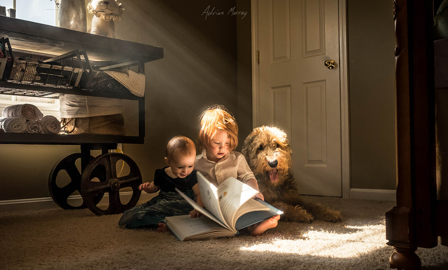 Page Turner by Adrian C. Murray on 500px.com