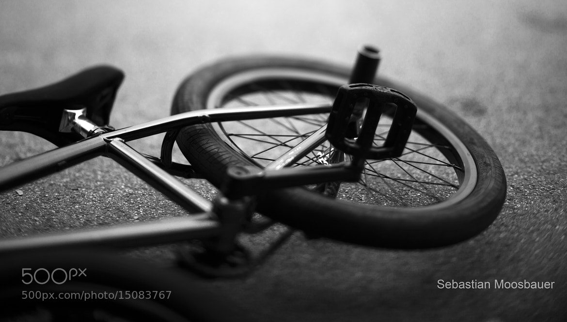 Photograph BMX by Sebastian Moosbauer on 500px