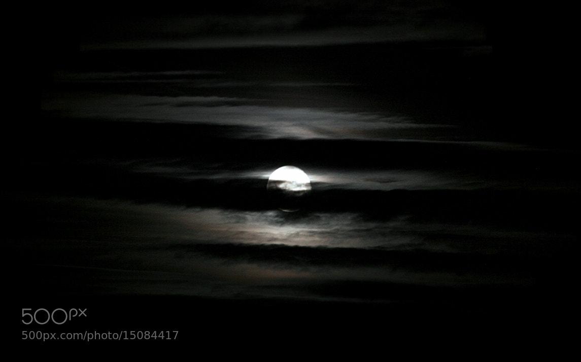 Photograph Восхождение черной луны by Milarepa Records on 500px