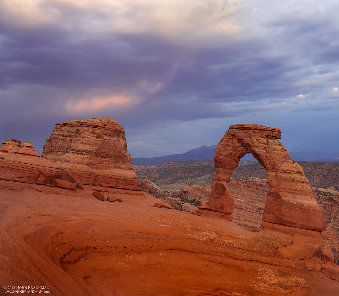 Photograph Delicate Arch by John Braukman on 500px
