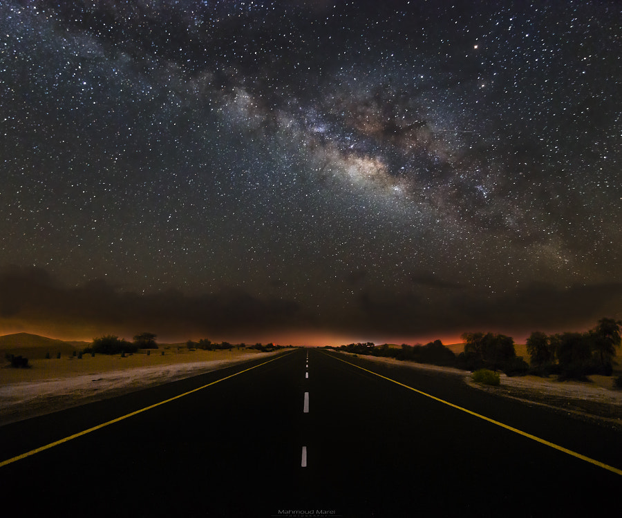 Milky Way track