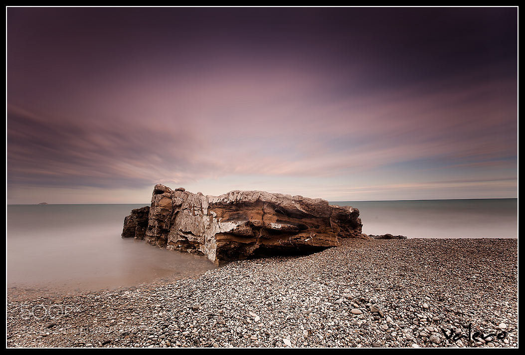 Photograph the big rock by Manolo Valero on 500px