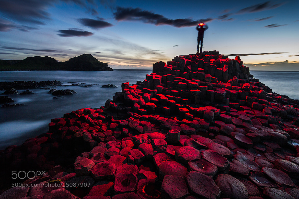 Photograph Les Hombres : The Giant's Causeway by Régis Matthey on 500px