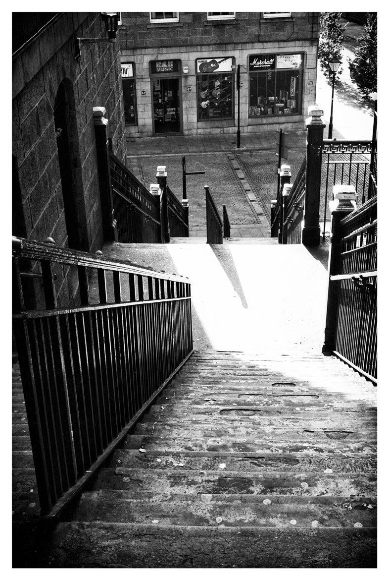Photograph Stairs by frederic vasquez on 500px