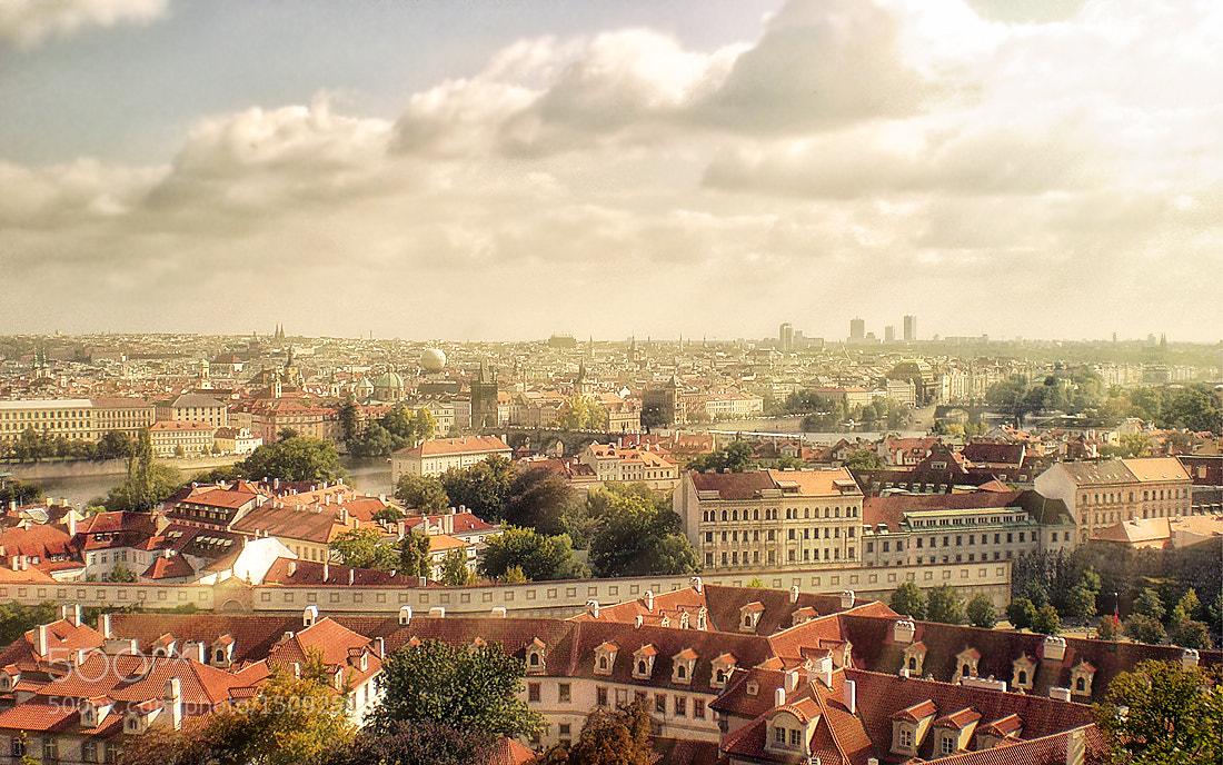 Photograph Golden Prague by Kayman Studio on 500px