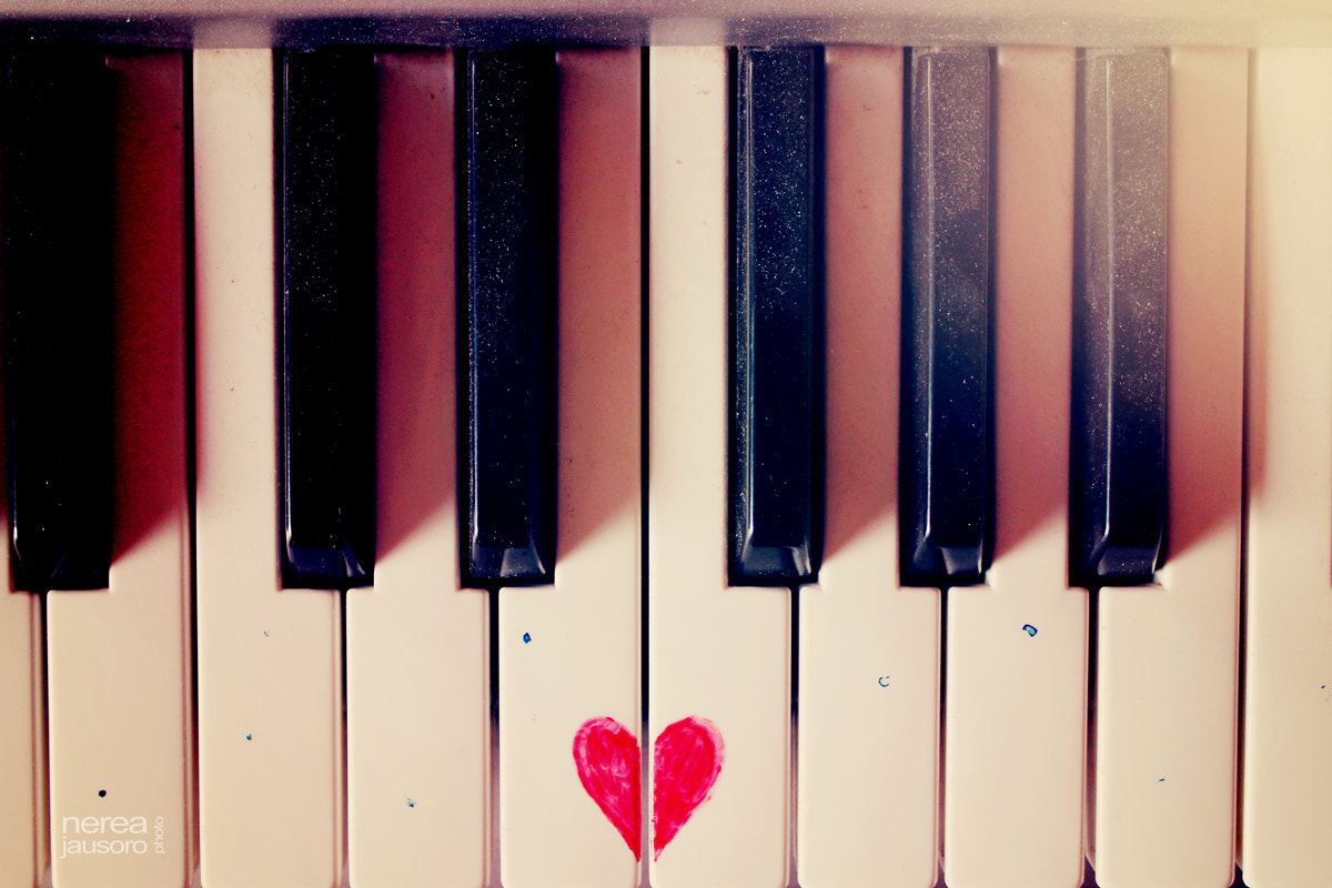 Photograph Love music by Nerea Jausoro on 500px