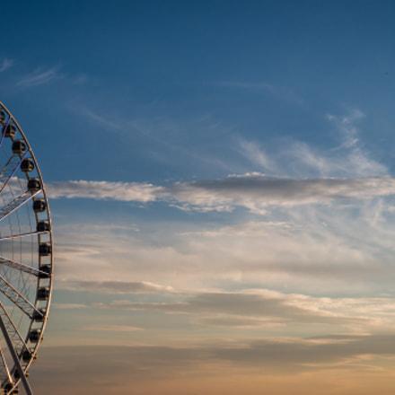 Capital Wheel.