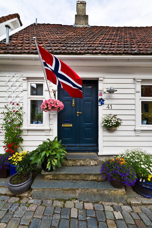 Photograph Gamlebyen, Stavanger by Daniel Solstrand on 500px