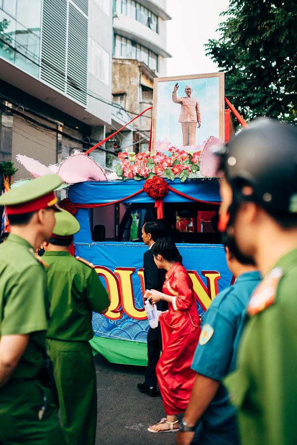 Saigon. February 2016